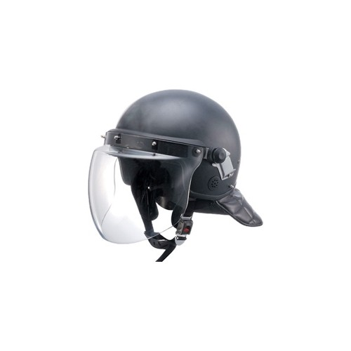 casco anti-disturbios
